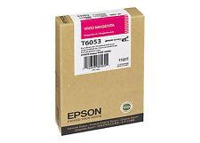 EPSON T6053 STYLUS PRO 4880 VIVID MAGENTA ORIGINALE SCAD.FEB 2013