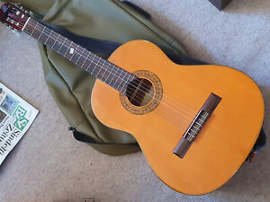 beautiful vintage Classical guitarJose Mas Y Mas Valencia Spain