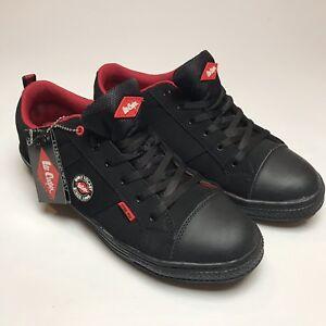 Lee Cooper Mens Safety Shoes UK 11 LC054 Work Wear Builder EN Certified EUR 45