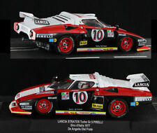 Racer Sideways Lancia Stratos Turbo Group 5 Pirelli Giro d'Italia 1977 Slot Car