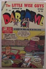 Lev Gleason Publications - DAREDEVIL Issue #103 - 1940s Golden Age Comic Book