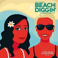Beach Diggin Vol 5  Handpicked By Guts and Mambo [CD]