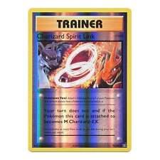 Pokemon XY Evolutions Charizard Spirit Link 75/108  Uncommon - Reverse Holo Card