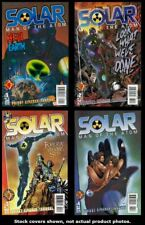Solar, Man of the Atom—Hell on Earth 1 2 3 4 Complete Set Run Lot 1-4 VF/NM
