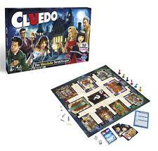 Hasbro spiele 38712398 - Cluedo Edition 2016 Familienspiel