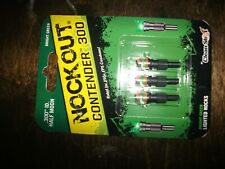 Clean Shot Nock Out Contender .300 Bright Green Lighted Crossbow Moon Nocks