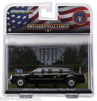 Greenlight Presidential Limos - 2009 CADILLAC LIMOUSINE * Barack Obama - 1:43