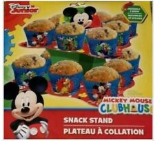 New listing Disney Junior Mickey Mouse Clubhouse Snack Stand Party Birthday Cupcake