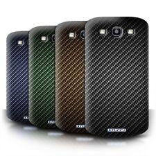 Étuis, housses et coques Samsung Galaxy S en fibre de carbone pour téléphone mobile et assistant personnel (PDA)