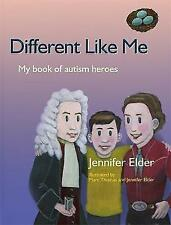 Different Like Me: My Book of Autism Heroes, Acceptable, , Book