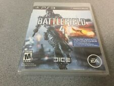 Battlefield 4 (Sony PlayStation 3, 2013) PS3 NEW