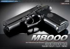 Academy Korea Beretta M8000 Cougar Airsoft Pistol BB Replica Hand Toy Gun 6mm