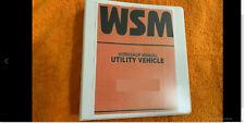 Kubota Rtv 1100 Rtv1100 Utv Vehicle Workshop Service Manual