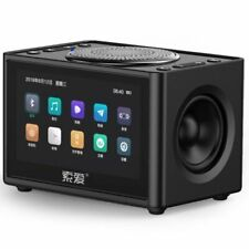 Video Speaker Mini Subwoofer Home HD Radio Portable Car Computer Speakers Suppor