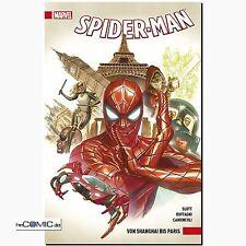 Spiderman Paperback 2 SC TRADEPAPER Von Shanghai bis Paris Marvel PANINI NEU