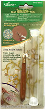 Clover Kantan Couture Bead Embroidery Tool Spangles Tool Craft Needles Sewing