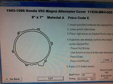 Honda VF1100C V65 Magna Alternator Generator cover Gasket 1983 1984 1985 1986