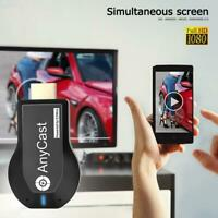 M2 Plus AnyCast WiFi Display Dongle Receiver 1080P HDMI TV DLNA Airplay YL