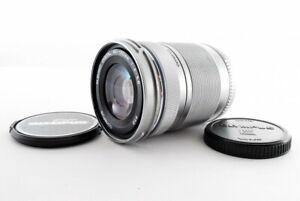 OLYMPUS M.Zuiko DIGITAL 40-150mm f/4-5.6 R ED MSC Silver [Exc [926]