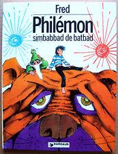 EO état neuf > FRED : PHILEMON - Tome 5 : Simbabbad de Batbad (Dargaud, 1974)