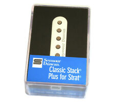 Seymour Duncan STK-S4m Classic Stack White Mid Pickup Fender Strat® 11203-11-Wc
