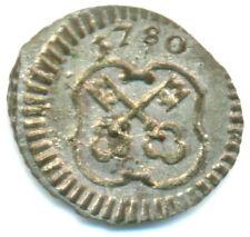 Regensburg-Stadt, 1 Pfennig 1780 in fast Stempelglanz