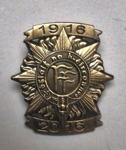 1916 Rising Oglaigh na hEireann  Pin badge