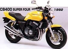 CB400 Superfour SF Super Four Workshop Manual CD Rom
