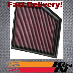K&N 33-2452 Air Filter suits Lexus GS350 GRL10 2GR-FSE