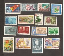 Soviet Lot incl Space to check Russia Ussr
