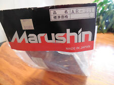 VINTAGE MARUSHIN AR-511 TINTED SHIELD -  for VT-910 HELMET - FREE US SHIPPING