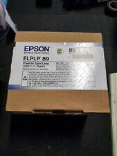 Original Epson UHE ELPLP89 Lamp & Housing for Epson Projectors - 1 Year Warranty
