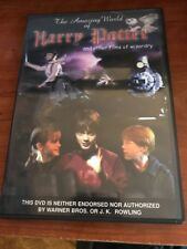The Amazing World of Harry Potter and Other Films (DVD)