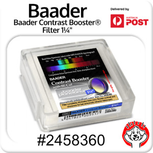 Baader Planetarium 1.25″ Contrast Booster with IR-Cut #2458360
