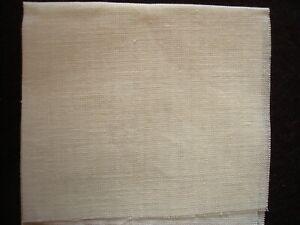 "12/""x15/"" Unbranded 30 CT Natural Linen Color 12U Ecru"