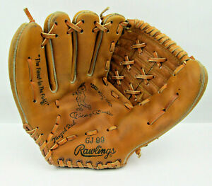 Rawlings Mickey Mantle GJ 99 10.5 Inch LHT Youth Baseball Glove Store Model