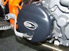 KTM 990 SMT 2008 onwards R&G Racing RHS Engine Case Cover ECC0015BK Black