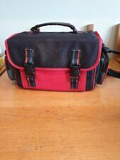 Vintage Large Camera Shoulder Bag