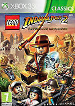 Xbox 360- LEGO Indiana Jones 2 The Adventure Continues pre owned