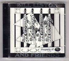 (GZ30) Bill Liston, Bill Liston And Friends - 1993 CD