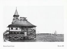 "*Postcard-""The Biloxi Yacht Club"" -@ Biloxi, Ms.  (A22-1)"