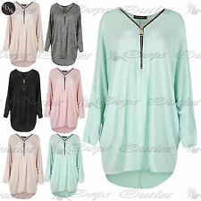 Zip Polyester Jumpers & Cardigans for Women