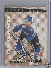 1994-95 Upper Deck Be A Player Signature Series Autograph Steve Duchesne AUTO