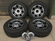 Ford Platinum 20' F250 Wheels And Tires