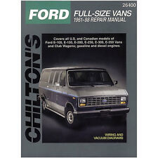 Repair Manual CHILTON 26400 fits 75-88 Ford E-350 Econoline