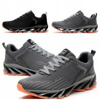 Men's Blade Sneakers Fashion Outdoor Running Athletic Shoes Sports Casual Lace L