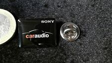 Sony pin badge car audio Auto Radio