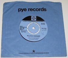 """GENO WASHINGTON RAM JAM My Little Chickadee 1969 Pye UK 7"""" Northern Soul Mod 45"""