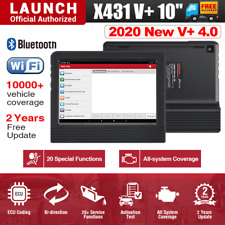 LAUNCH X431 V+ OBD2 EOBD Car ALL System Diagnostic Scanner Tool Key Coding TPMS