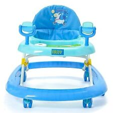 IRDY Multifunctional Baby Walker Blue
